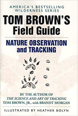 tom browns field guide nature observation