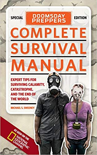 complete survival manual doomsday preppers