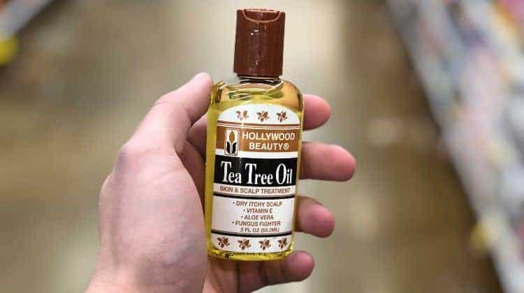 tee tree oil survival uses