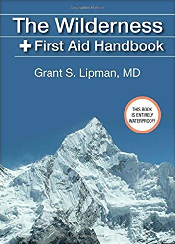 wildeerness first aid handbook