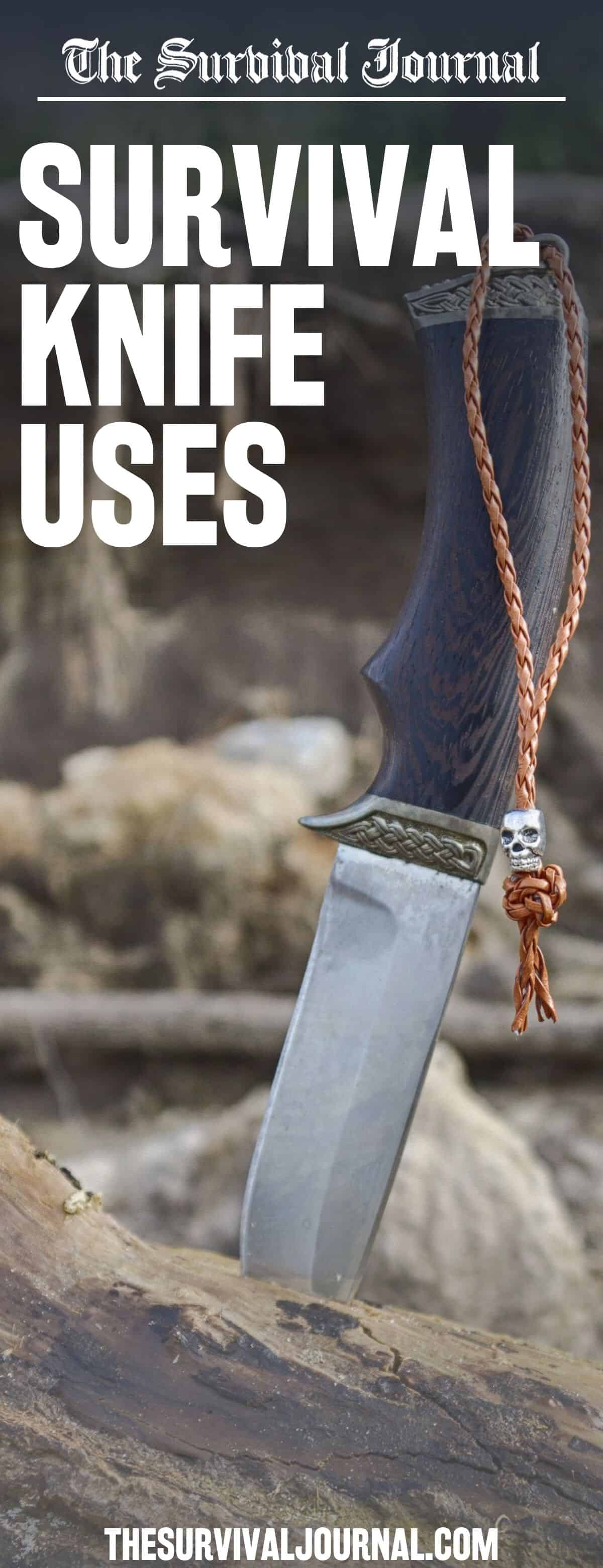 uses for survival knives