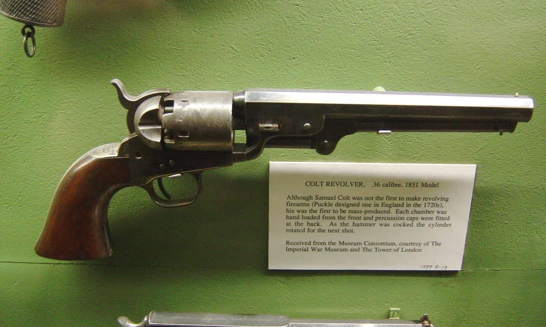 cowboy firearm pistol