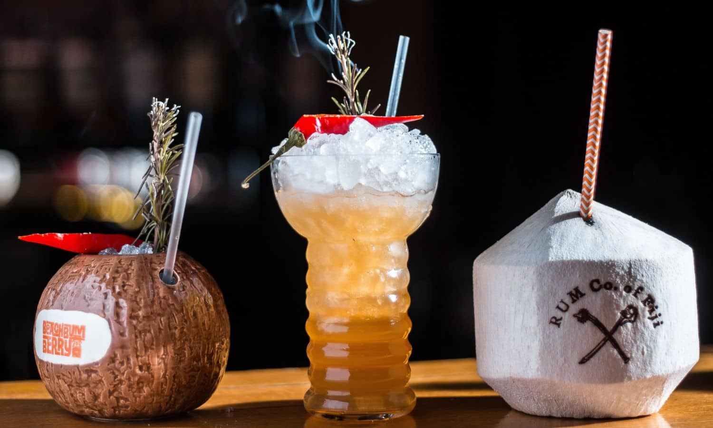 Ginger Beer Cocktail recipe