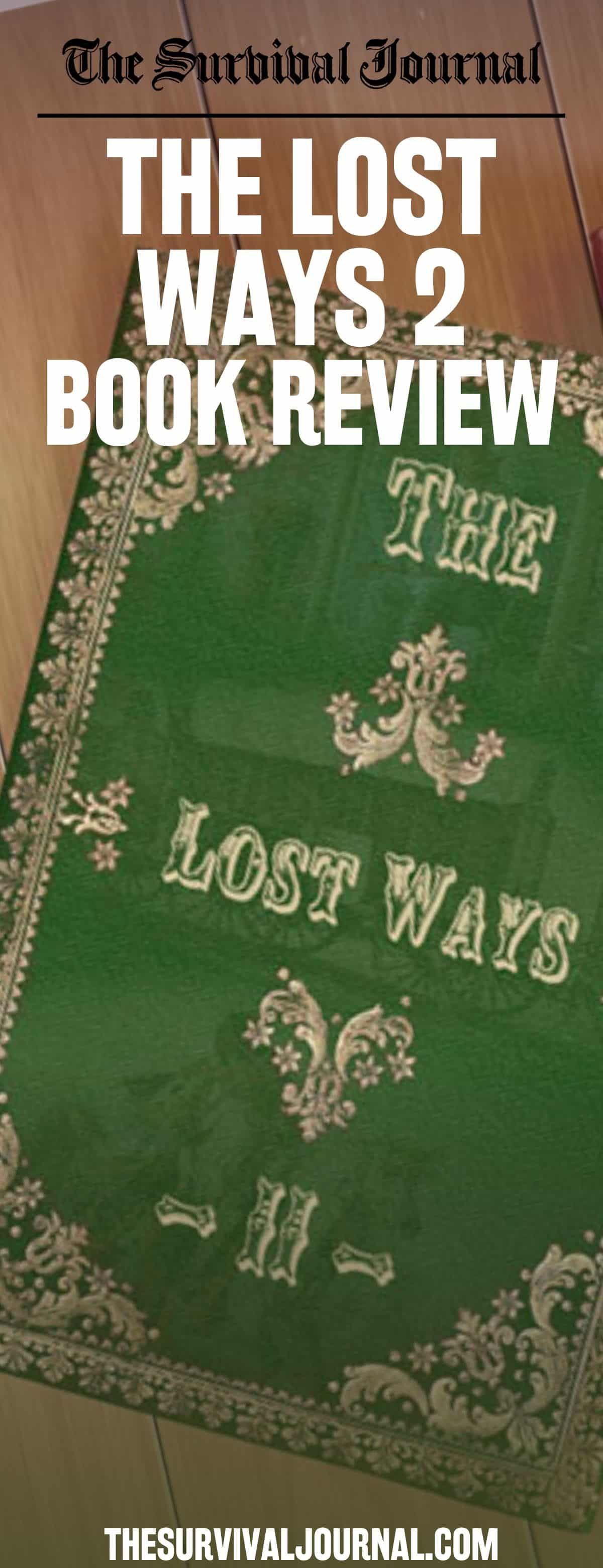 the lost ways 2 by claude davis